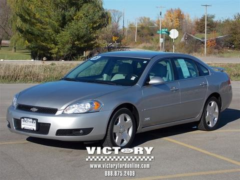 2008 chevrolet impala ss dyersville ia for sale in. Black Bedroom Furniture Sets. Home Design Ideas