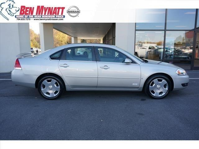 2008 chevrolet impala ss salisbury nc for sale in salisbury north carolina classified. Black Bedroom Furniture Sets. Home Design Ideas