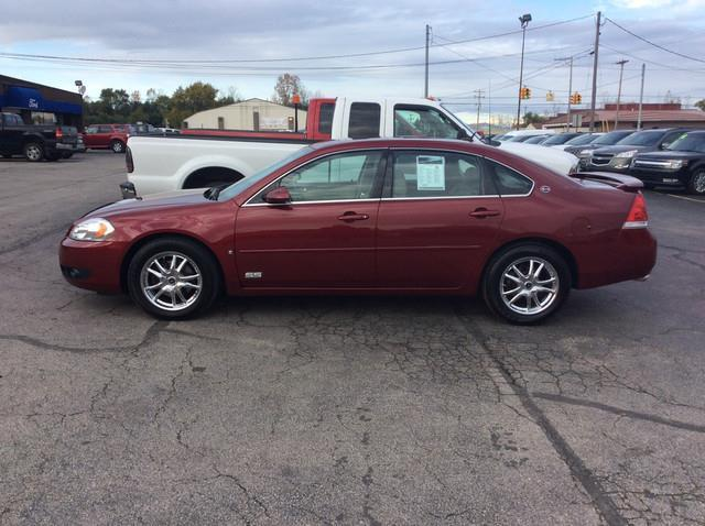 2008 chevrolet impala ss ss 4dr sedan for sale in alma michigan classified. Black Bedroom Furniture Sets. Home Design Ideas