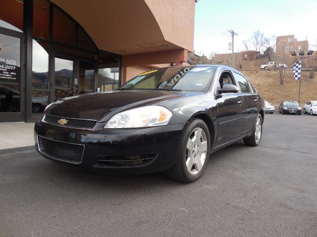 2008 chevrolet impala ss ss 4dr sedan for sale in colorado. Black Bedroom Furniture Sets. Home Design Ideas