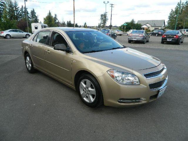 2008 chevrolet malibu ls lease return for sale in five corners washington classified. Black Bedroom Furniture Sets. Home Design Ideas