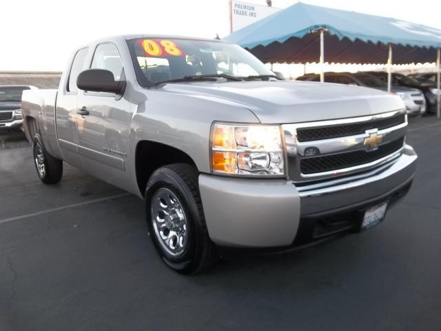 2008 chevrolet silverado 1500 2wd lt1 4dr extended cab 6 5 ft sb for sale in centerville. Black Bedroom Furniture Sets. Home Design Ideas