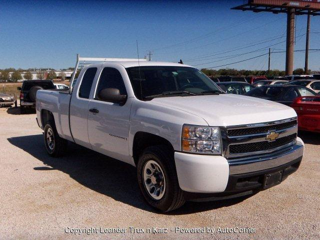 2008 chevrolet silverado 1500 for sale in leander texas classified. Black Bedroom Furniture Sets. Home Design Ideas