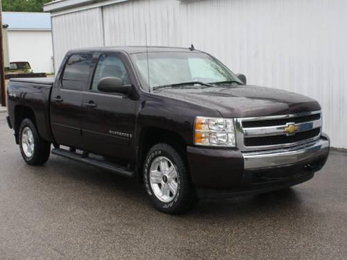2008 chevrolet silverado 1500 crew cab 4x4 lt1 for sale in new era michigan classified. Black Bedroom Furniture Sets. Home Design Ideas