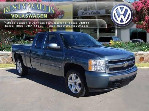 2008 chevrolet silverado 1500 extended cab pickup ext cab 2wd 157 5wb for sale in garland texas. Black Bedroom Furniture Sets. Home Design Ideas