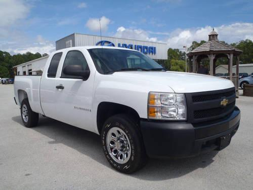 2008 chevrolet silverado 1500 extended cab pickup truck for West chevrolet airport motor mile