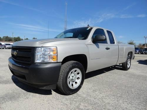 2008 chevrolet silverado 1500 extended cab pickup work truck for sale in pensacola florida. Black Bedroom Furniture Sets. Home Design Ideas