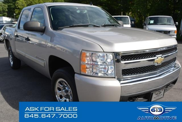 2008 chevrolet silverado 1500 lt1 2wd lt1 4dr crew cab 5 8 ft sb for sale in ellenville new. Black Bedroom Furniture Sets. Home Design Ideas