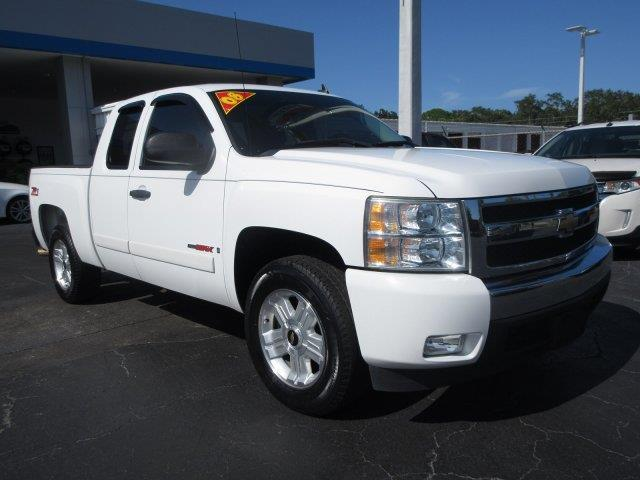 2008 chevrolet silverado 1500 lt1 2wd lt1 4dr extended cab 6 5 ft sb for sale in fort pierce. Black Bedroom Furniture Sets. Home Design Ideas