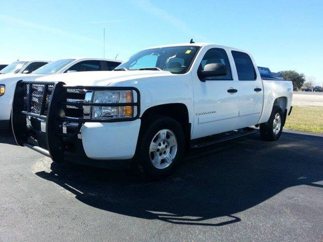 2008 chevrolet silverado 1500 lt1 4wd lt1 4dr crew cab 5 8 ft sb for sale in eastland texas. Black Bedroom Furniture Sets. Home Design Ideas