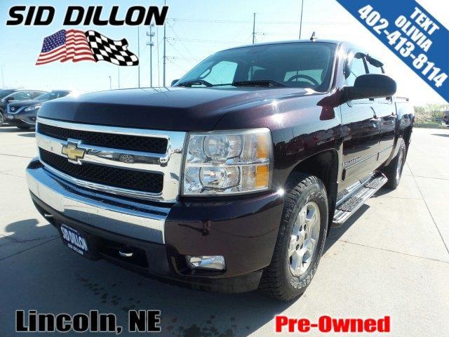 2008 chevrolet silverado 1500 lt1 4wd lt1 4dr crew cab 5 8 ft sb for sale in lincoln nebraska. Black Bedroom Furniture Sets. Home Design Ideas