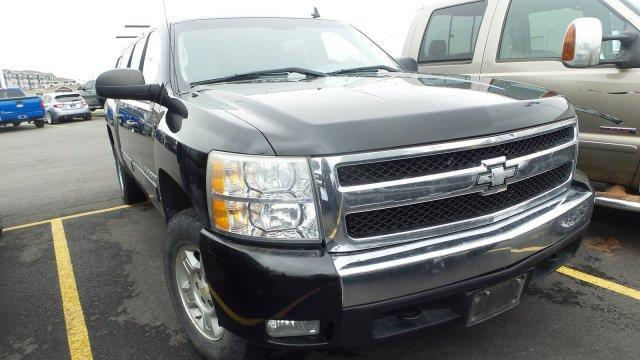 2008 chevrolet silverado 1500 lt1 4wd lt1 4dr crew cab 5 8 ft sb for sale in billings montana. Black Bedroom Furniture Sets. Home Design Ideas
