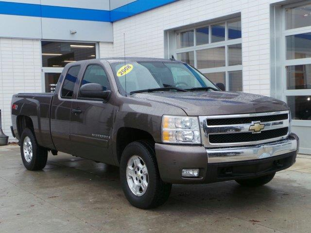 2008 chevrolet silverado 1500 lt1 4wd lt1 4dr extended cab 6 5 ft sb for sale in meskegon. Black Bedroom Furniture Sets. Home Design Ideas