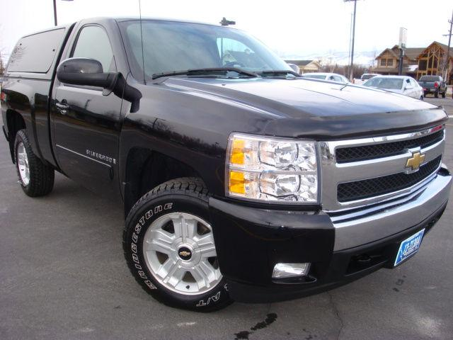 2008 chevrolet silverado 1500 lt1 for sale in hamilton montana classified. Black Bedroom Furniture Sets. Home Design Ideas