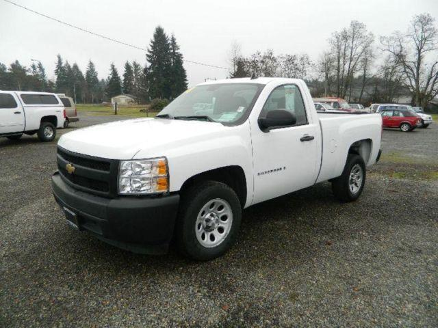 2008 Silverado Work Truck New Used
