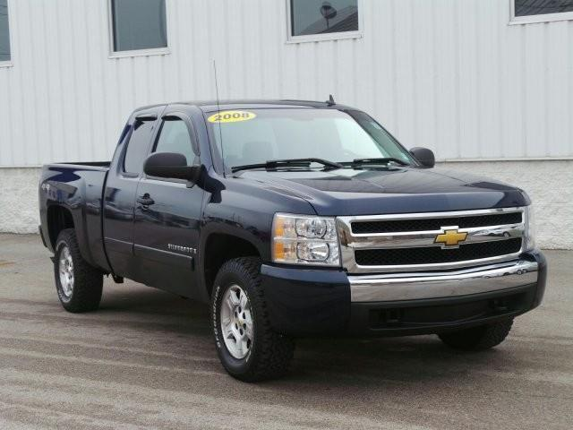 2008 chevrolet silverado 1500 work truck 4wd work truck 4dr extended cab 6 5 ft sb for sale in. Black Bedroom Furniture Sets. Home Design Ideas