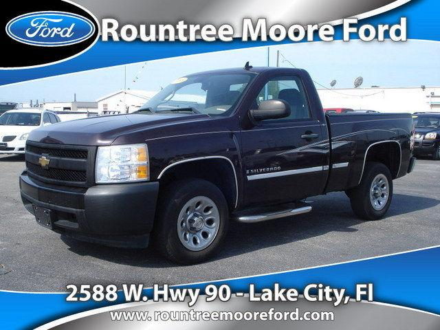 2008 chevrolet silverado 1500 work truck for sale in lake city florida classified. Black Bedroom Furniture Sets. Home Design Ideas