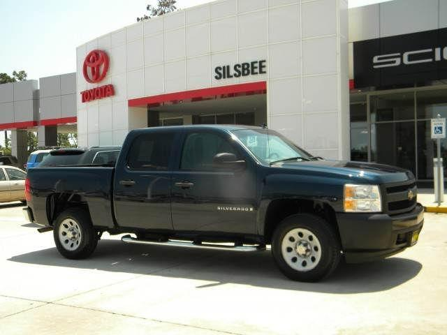 2008 chevrolet silverado 1500 work truck for sale in silsbee texas classified. Black Bedroom Furniture Sets. Home Design Ideas