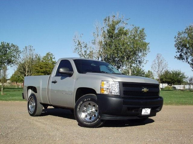 2008 chevrolet silverado 1500 work truck for sale in vernon texas classified. Black Bedroom Furniture Sets. Home Design Ideas