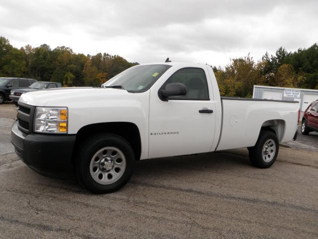 2008 chevrolet silverado 1500 work truck for sale in booneville mississippi classified. Black Bedroom Furniture Sets. Home Design Ideas