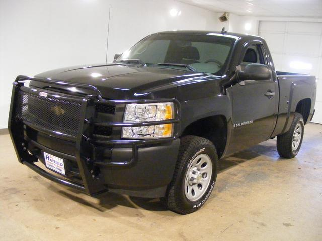 2008 chevrolet silverado 1500 work truck for sale in columbus kansas classified. Black Bedroom Furniture Sets. Home Design Ideas