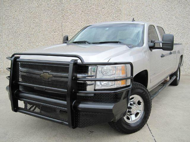 2008 chevrolet silverado 2500 for sale in dallas texas classified. Black Bedroom Furniture Sets. Home Design Ideas