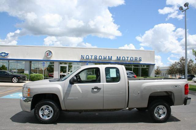 2008 chevrolet silverado 2500 h d for sale in miles city for Notbohm motors used cars