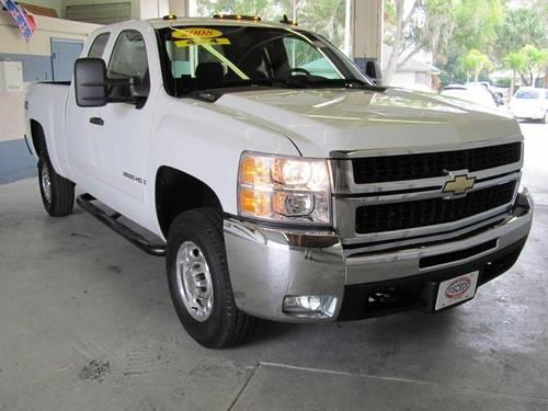 2008 chevrolet silverado 2500hd 4d extended cab 4x4 for sale in titusville florida classified. Black Bedroom Furniture Sets. Home Design Ideas