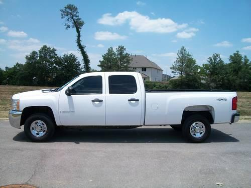 2008 chevrolet silverado 2500hd crew cab 4x4 long bed diesel truck for sale in spring texas. Black Bedroom Furniture Sets. Home Design Ideas