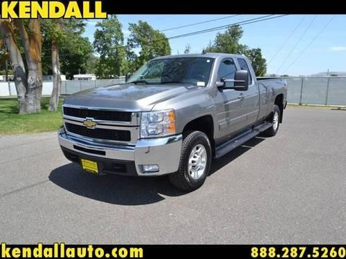 2008 chevrolet silverado 2500hd extended cab pickup ltz for sale in lewiston idaho classified. Black Bedroom Furniture Sets. Home Design Ideas