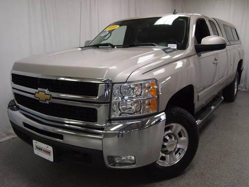 2008 chevrolet silverado 2500hd truck extended cab for sale in toledo ohio classified. Black Bedroom Furniture Sets. Home Design Ideas