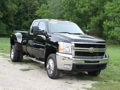 2008 chevrolet silverado 3500hd extended cab pickup 4wd ext cab for sale in lowell michigan. Black Bedroom Furniture Sets. Home Design Ideas