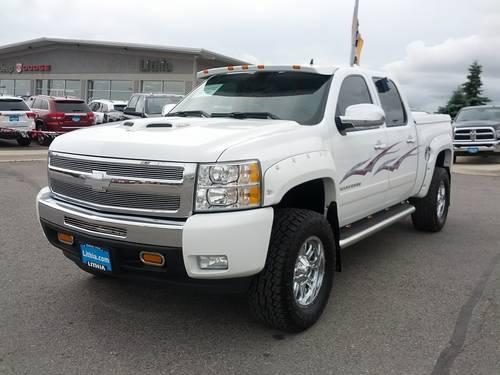 2008 chevrolet silverado lt 1500 crew cab 4x4 chevy for sale in great falls montana classified. Black Bedroom Furniture Sets. Home Design Ideas