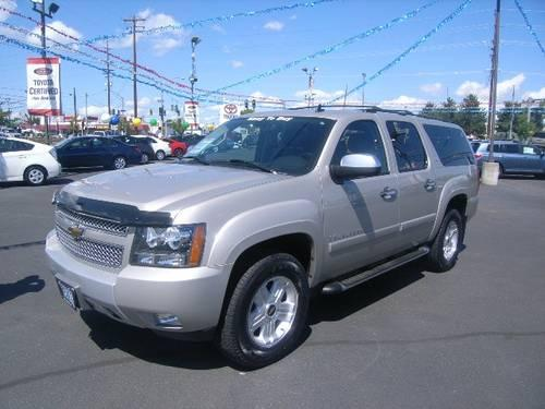 2008 chevrolet suburban 1500 4x4 for sale in medford. Black Bedroom Furniture Sets. Home Design Ideas