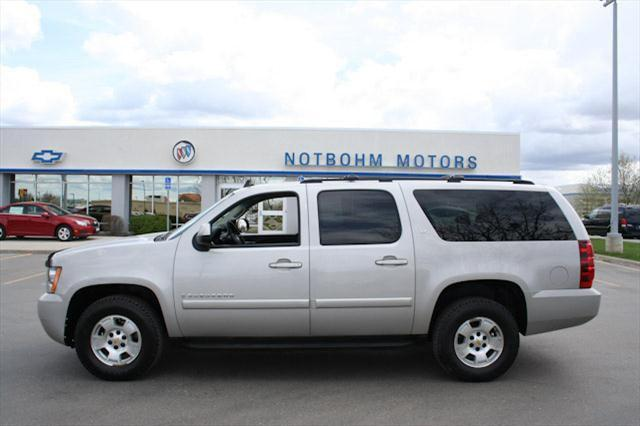 2008 chevrolet suburban 1500 lt for sale in miles city for Notbohm motors used cars