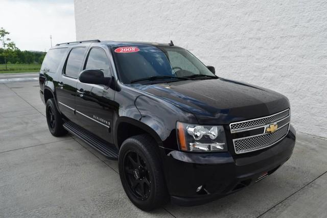2008 chevrolet suburban ls 1500 4x4 ls 1500 4dr suv for sale in davenport iowa classified. Black Bedroom Furniture Sets. Home Design Ideas