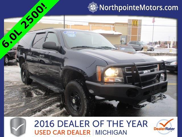 2008 chevrolet suburban ls 2500 4x4 ls 2500 4dr suv for for Traverse city motors used cars