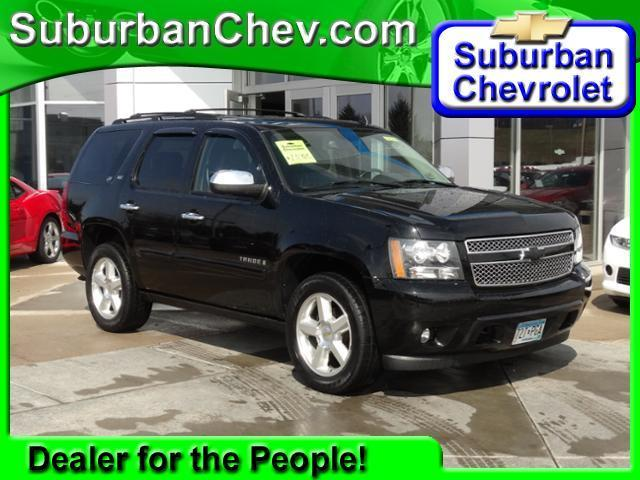 2008 chevrolet tahoe 4x4 ls 4dr suv for sale in eden prairie minnesota classified. Black Bedroom Furniture Sets. Home Design Ideas