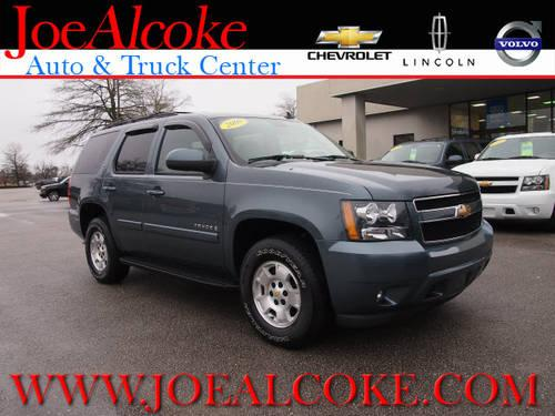 2008 chevrolet tahoe suv for sale in new bern north. Black Bedroom Furniture Sets. Home Design Ideas