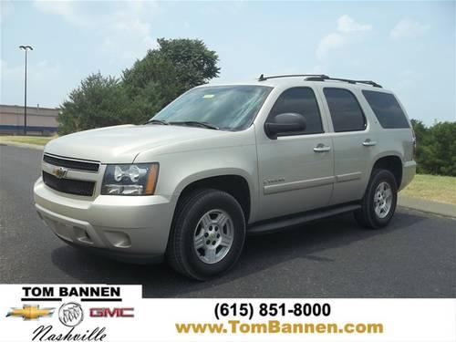 2008 chevrolet tahoe suv ls for sale in am qui tennessee. Black Bedroom Furniture Sets. Home Design Ideas