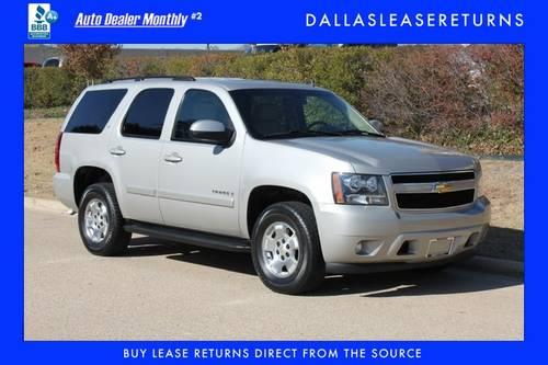2008 chevrolet tahoe suv lt for sale in carrollton texas. Black Bedroom Furniture Sets. Home Design Ideas