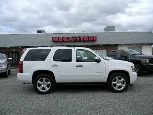 2008 chevrolet tahoe suv ltz 4x4 for sale in plaistow new. Black Bedroom Furniture Sets. Home Design Ideas
