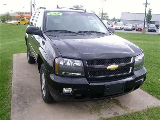 2008 chevrolet trailblazer for sale in machesney park illinois classified. Black Bedroom Furniture Sets. Home Design Ideas