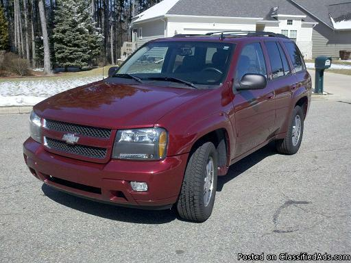 2008 chevrolet trailblazer for sale in east lansing michigan classified. Black Bedroom Furniture Sets. Home Design Ideas