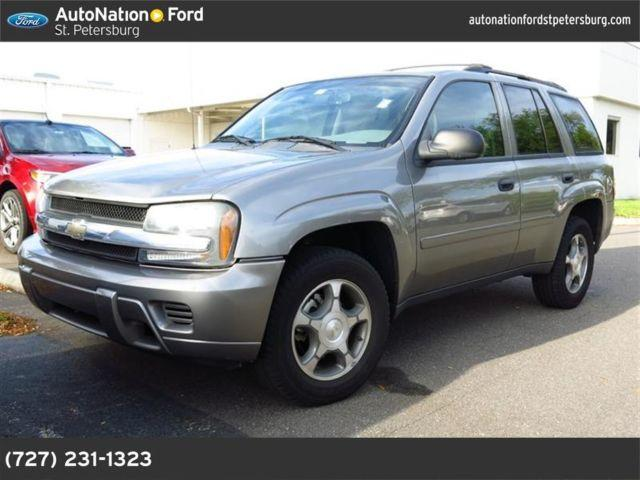 2008 chevrolet trailblazer for sale in saint petersburg florida classified. Black Bedroom Furniture Sets. Home Design Ideas