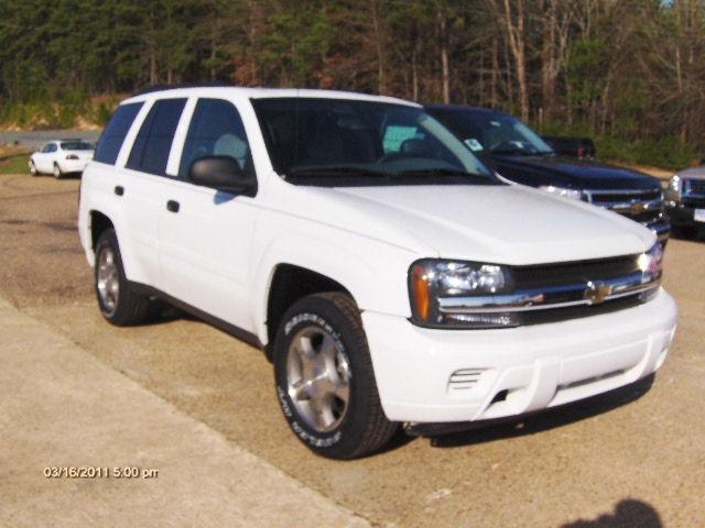 2008 chevrolet trailblazer ls for sale in farmerville louisiana classified. Black Bedroom Furniture Sets. Home Design Ideas