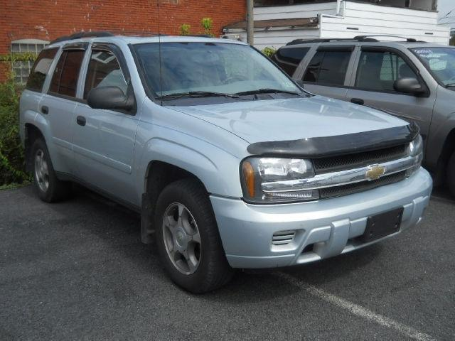 2008 chevrolet trailblazer ls for sale in portage pennsylvania classified. Black Bedroom Furniture Sets. Home Design Ideas