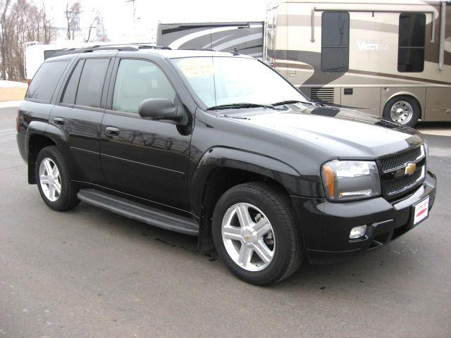 2008 chevrolet trailblazer lt for sale in jefferson iowa classified. Black Bedroom Furniture Sets. Home Design Ideas
