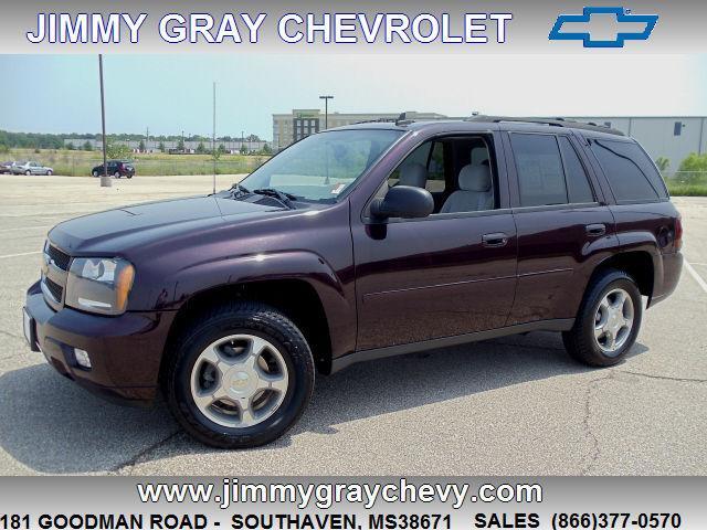 2008 Chevrolet Trailblazer Lt For Sale In Southaven Mississippi