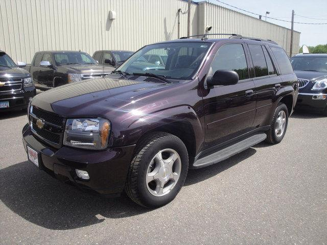 2008 chevrolet trailblazer lt for sale in aitkin minnesota classified. Black Bedroom Furniture Sets. Home Design Ideas